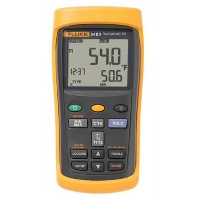Fluke 54-II-B Data Logging Thermometer with Dual Input