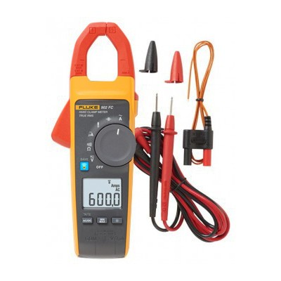 Fluke 902 FC - TrueRMS HVAC Clamp Meter w/ Fluke Connect®