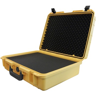 """Protective Case 2110 with foam, 20.3 x 16.3 x 7.9"""", Yellow"""
