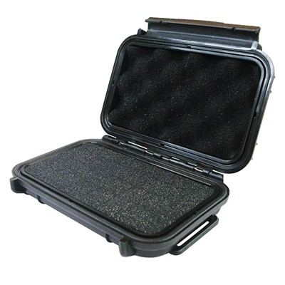 "Protective Case 500 with foam, 5.1 x 3.5 x 1.3"", Black"