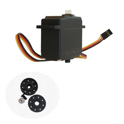 Ls 8101f Digital Servo Motor Metal Gears 360 Degrees