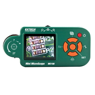 "Digital Mini Microscope, 1.8"" LCD"