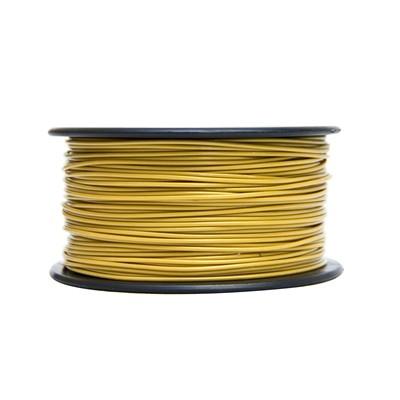 3mm PLA Filament - Gold, 0.5kg