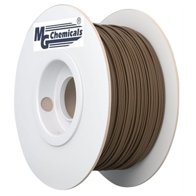1.75mm PLA Filament - Brown, 1kg