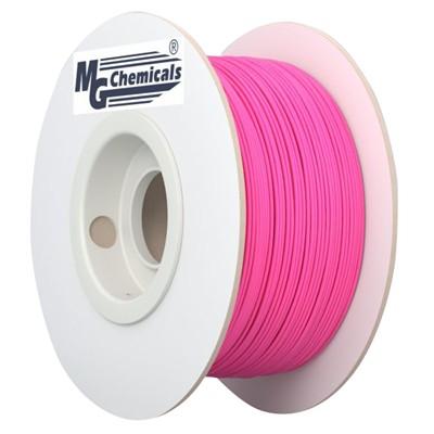 1.75mm PLA Filament - Fluorescent Red, 1kg