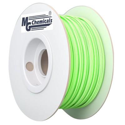1.75mm PLA Filament - Fluorescent Yellow, 1kg