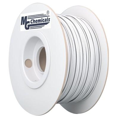 1.75mm PLA Filament - White, 1kg