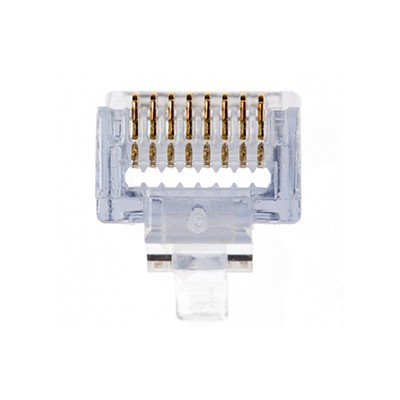 EZ-RJ45® CAT 5/5e Connectors - 100/Pkg