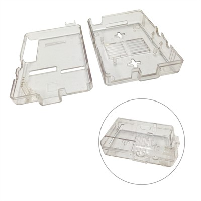Raspberry Pi Enclosure - Clear