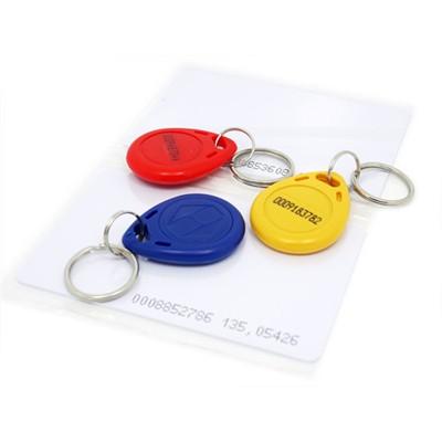RFID Tag Combo Kit - 125kHz, 5 pcs