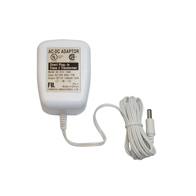 AC/DC ADAPTER 12VDC 1A