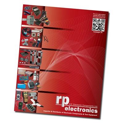 RP Printed Catalogue