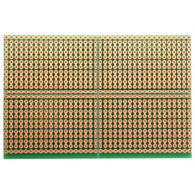 Solderable Breadboard - Snappable