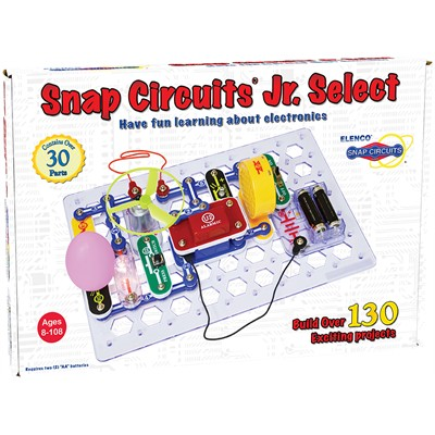 Snap Circuits Junior Select - 130 Projects