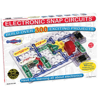 Snap Circuits Kit - 300 Projects
