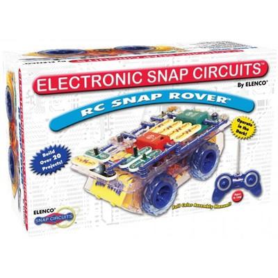 Snap Circuits Rover
