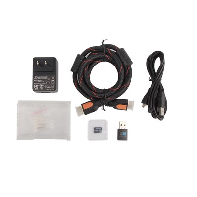 Raspberry Pi Media Centre Accessory Kit