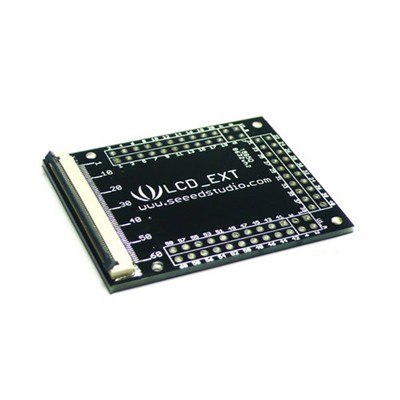 FCP Cable Breakout Board - 0.55mm Pitch