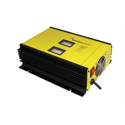 Battery Charger - 24VDC, 25A