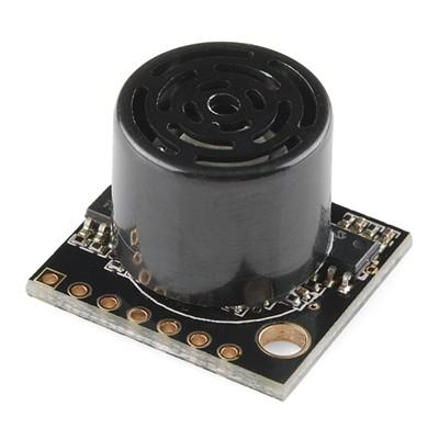 Ultrasonic Distance Sensor - Maxbotix HRLV-EZ4