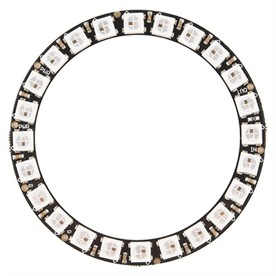 SF-COM-12665 | NEOPIXEL RING 5050 RGBLED