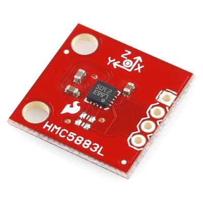 HMC5883L Triple Axis Magnetometer Breakout Board