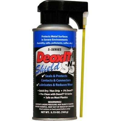 DeoxIT® SHIELD 5% - Aerosol Spray, Non-flammable, 163g