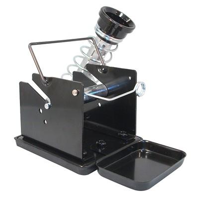 Solder Dispenser with Iron Holder - Heavy Duty