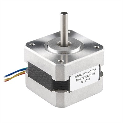 Stepper Motor, 1.8° steps, 12V, 2 Phase