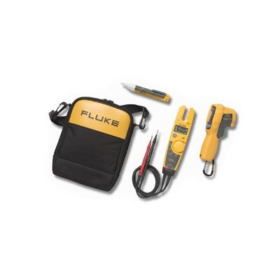 Fluke T5 - 600/62 MAX+/1AC - II Electrical Tester IR Thermometer and Voltage Detector Kit
