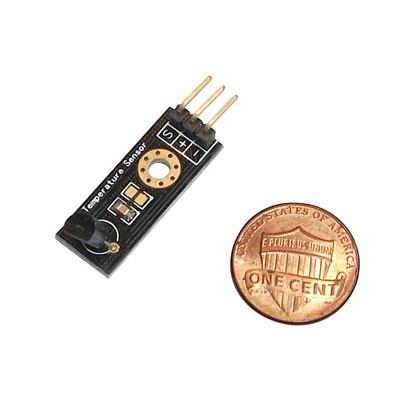 Temperature Sensor LM35 Module