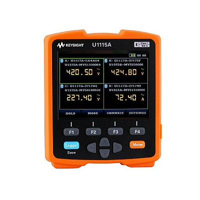 Remote Logging Display for Keysight (Agilent) DMM / Clamp Meters