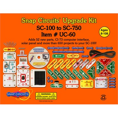 Upgrade Kit SC100 to 750