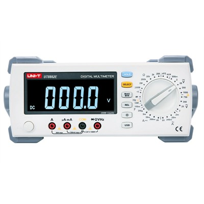 Benchtop Digital Multimeter, Manual Ranging